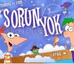phineas and ferb problems snow snoproblem