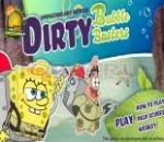 Spongebob Bubble Busters Dirty SpongeBob balloons.