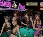 Билярд с мадами  Beauty Pool