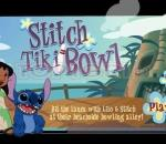 Stitch Tiki Bowl Stitch and Lilo Bowling.