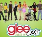 dress glii cast glee cast dress up