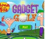 Финиъс и Фърб Гаджет голф  Pheneas and Ferb Gadget Golf