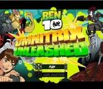 Ben 10 Omnitriksa in action Ben 10 Omnitrix Unleashed.