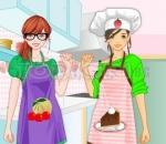Двете готвачки Cooking with bff