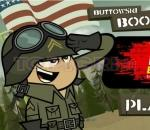 kick butovski soldier with motorcycle buttowski bootcamp