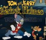 Том и Джери срещат Шерлок Холмс  Tom and Jerry