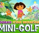 mini golf with dora