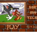 Tom and Jerry novelty puzzle.