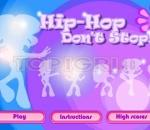 Hip hop does not stop.