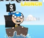 Пират в полет  Pirate Launch
