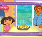 dishes of the dora
