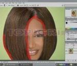how to change hair color of someone with photoshop